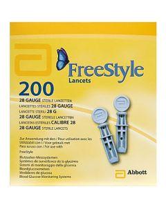 FreeStyle (Thin) Lancetten