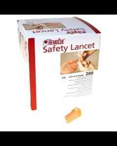 Hemocue safety lancetten