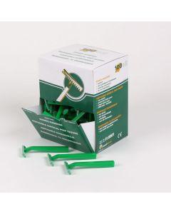 Mediware scheermesjes enkelzijdig 100 stuks