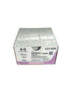 Ethicon Vicryl 4-0 70cm nld  RB-1 + V2140H
