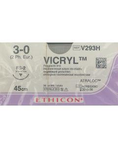 Ethicon Vicryl 3-0 FS2 V293H
