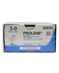 Ethicon Prolene 3-0 45cm FS2 8665H