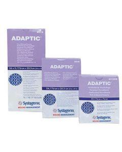 Systagenix Adaptic gaas 7,6 x 20,3 steriel