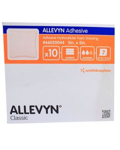 Smith & Nephew Allevyn adhesive foamkompres 7.5 x 7.5cm