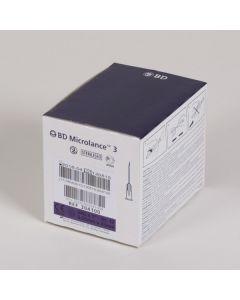 Naalden Microlance 0.55x25 24Gx1inch lav.
