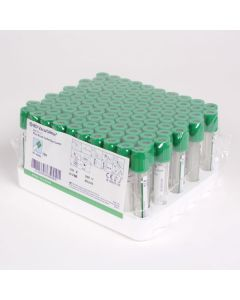 Vacutainer LiHep 4ml groen 368884 (ks)