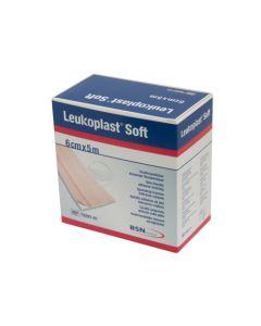BSN Leukoplast Soft 6cm x 5m (voorheen BSN Hansaplast)