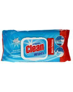 At Home Vochtige schoonmaakdoekjes