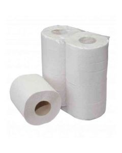 Daxtrio toiletpapier recycled 2-laags wit 200 vel