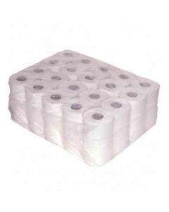 Daxtrio toiletpapier 2-laags wit 400 vel