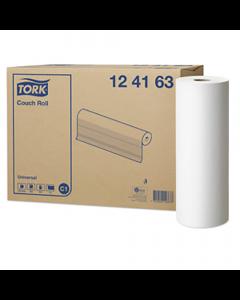 Tork Mediroll onderzoekbankpapier 1-laags 49cm x 50mtr
