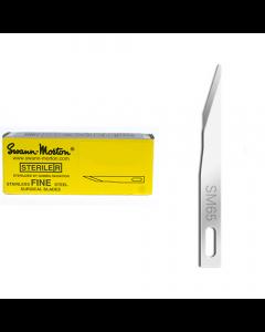 Swann Morton scalpelmesjes steriel 65