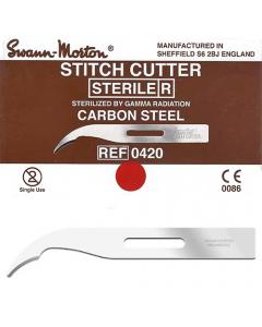 Swann Morton Stitch-Cutters steriel