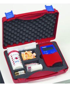 Draagkoffer voor Hemocue hemoglobinemeter HB201+