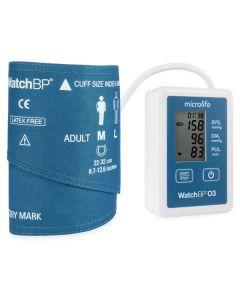 Microlife WatchBP O3 ABPM bloeddrukmeter AFIB