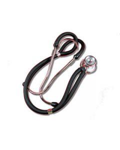 Stethoscoop model Rappaport zwart