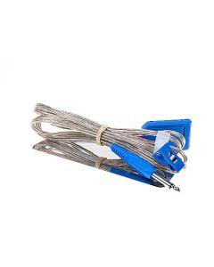 Alsatom neutrale electrodeplaat EIP9