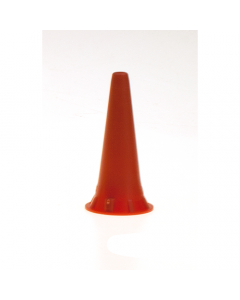 Otoscoop tips rood 2.5mm voor Heine