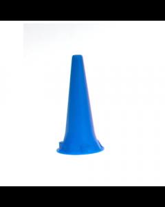Otoscoop tips blauw 4.0mm voor Heine