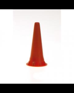 Otoscoop tips rood 4.0mm voor Heine