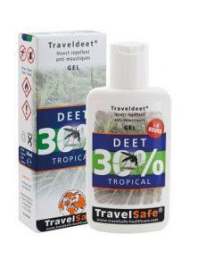 TravelDEET 30% Gel MB 12 disp. (60 ml)