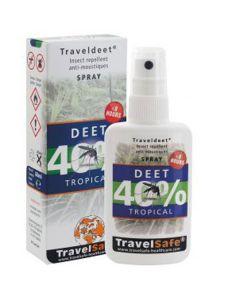 TravelDEET 40% spray (60 ml)