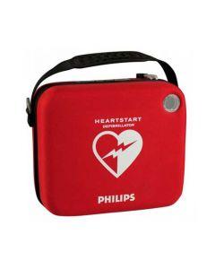 Philips Heartstart HS1 AED draagtas rood