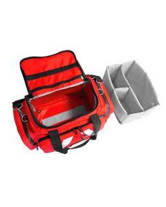 EHBO tas 'WaterStop' klein, rood, leeg
