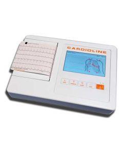 Cardioline ECG 100L rust ECG met interpretatie