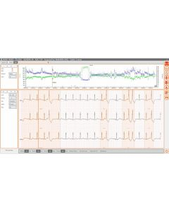 Cardioline Cubeholter software