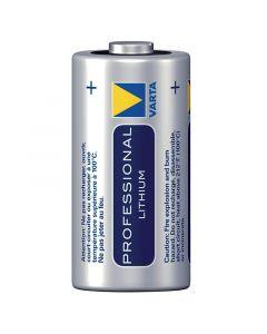 Varta lithium batterij CR123A