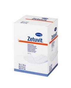 Zetuvit 10x10cm steriel