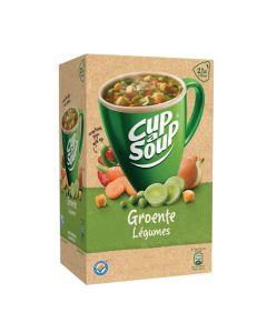 Cup a Soup groente 21 porties voor mok (175ml)