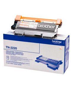 Brother TN2220 Laser Toner Cartridge Zwart