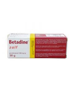 Betadine zalf 30gr.