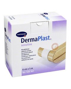 Dermaplast Sensitive 5m x 6cm
