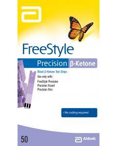 Freestyle Precision ketonen teststrips