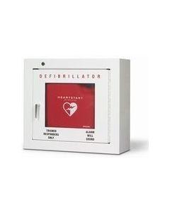 Philips Heartstart AED wandkast (wit) met alarm