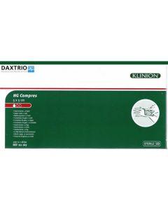 Klinion HG kompres 5 x 5 cm steriel