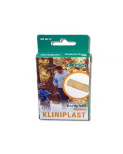 Kliniplast Soft Pleisterstrips 25x72mm