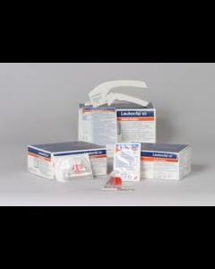 Leukoclip skin stapler