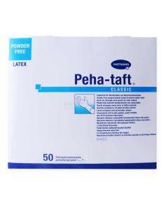 Peha-taft plus O.K. handschoen poedervrij 6.5