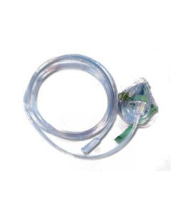 Zuurstofmasker met slang kinderen