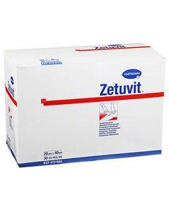 Zetuvit absorberend kompres 20x40cm niet steriel
